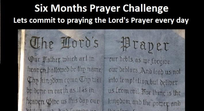 prayer challenge 1